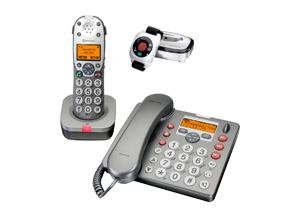 Téléphones adaptés pour les personnes malentendantes